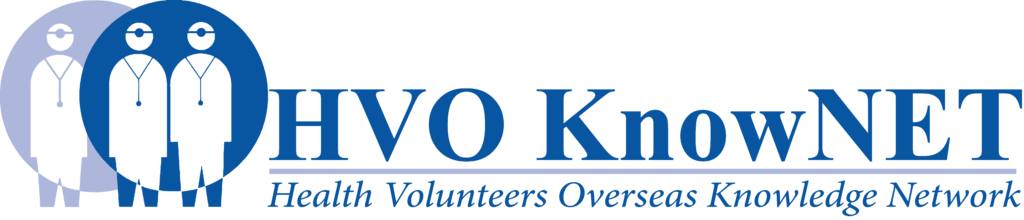 Health Volunteers Overseas Knowledge Network