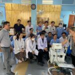 Mechanical Ventilation hands-on training See one, do one, teach one approach